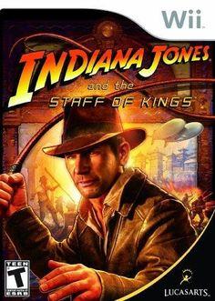 LucasArts-Indiana Jones: Staff Of Kings