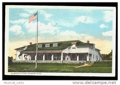 Bluefield, WV, Country Club 1920- grandparents were members here for years