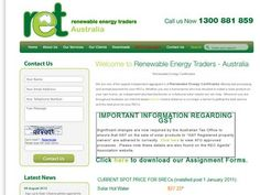 Renewable Energy Certificates - One of the largest independent aggregator's of  Renewable Energy Certificates  offering fast processing and prompt payment for your RECs.
