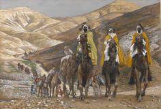 東方三博士の礼拝 マギ 聖書と絵画