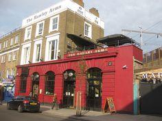 The Hawley Arms, Camden Town, London- Camden's music pub