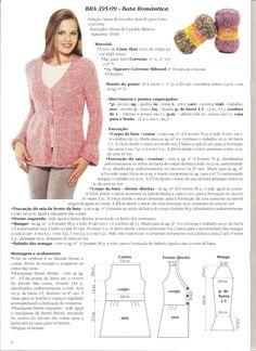 RECEITA TRICÔ FÁCIL: Revista CISNE IDEIAS DE TRICÔ