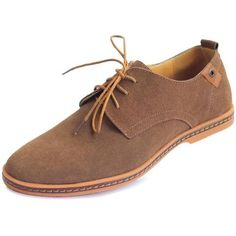 Men's Fashion Casual Oxford Shoes