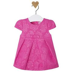 Baby Girl Summer Dress by Mayoral 2016 www.at Girls Fashion Clothes, Girl Outfits, Fashion Outfits, Ralph Lauren, Online Dating Profile, Western Dresses, Rose Dress, Overall, Kind Mode