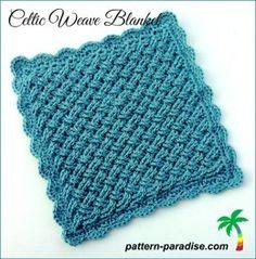 Celtic Crochet Afghan