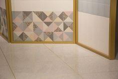 VIVES - Pavimento Gres 20X20 | azulejo hidráulico | colores pastel Tile Floor, Tiles, Flooring, Texture, Crafts, Pastel Colours, Tile, Room Tiles, Surface Finish