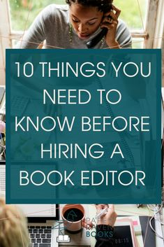 You& written the first draft of your book! It& time to bring in an editor! Wondering how to find and hire the right editor for your book? I can help, check it out here!
