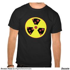 Atomic Pizza T-shirt