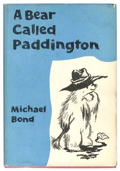 Image result for traditional children's book paddington first edition