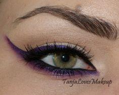 Ooooo... Purple instead of traditional black.