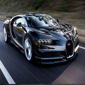 [슈퍼카]① 세계에서 가장 빠른 차 부가티 치론...1500마력 엔진, 시속 100킬로 2.5초에 도달