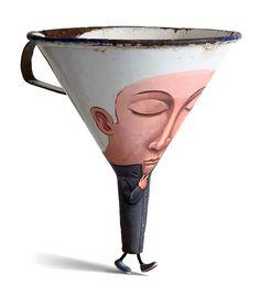 art funnel