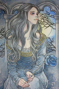 Lyanna Stark by Sever69