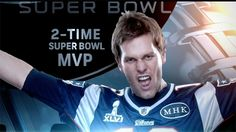This photo-montage of Tom Brady from the Super Bowl was absolutely ridiculous!