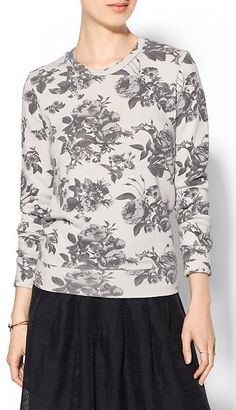 sweet floral sweatshirt http://rstyle.me/~42HQL