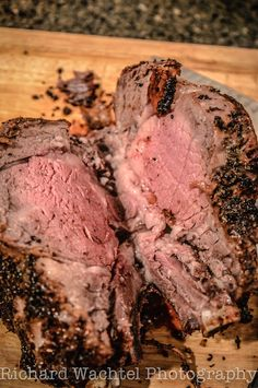 Try this amazing tasting recipe for a Smoked dry brined bone in and tied rib roast for your next outdoor cooking adventures