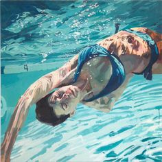Samantha French – In Water Paintings