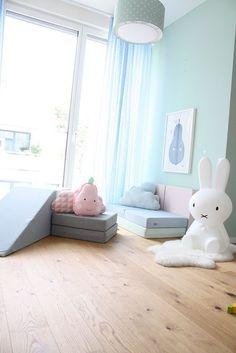 So Wunderhübsch! Spielpolster In Pastellfarben   Der Große Hit Bei Meinen  Kids. Und Ich