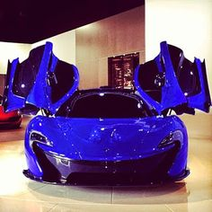 Mc Laren P 1... 991hp yes please... no gear lag thanks to electric motors working with the engine yes please.... 1.2 million dollars... give me 10 years and ill own 10 supercars this epic ;)