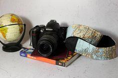 Gevoerde schouderriem vegan voor SLR cameras die geheel met de hand gemaakt. Op zoek naar een originele en comfortabele manier voor het aanpassen van uw camera? Denkt u dat de bandjes kopen met spiegelreflexcameras zijn verdrietig en onpersoonlijke? Dit is een band die bij je past!
