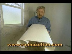 Home improvement expert Ron Hazelton shows how to install decorative window film to increase privacy in your home. For more DIY projects and videos, visit http://www.ronhazelton.com.
