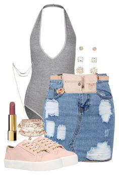 """Untitled #898"" by lanizzleeee ❤ liked on Polyvore featuring American Apparel, Carvela, Charlotte Russe, Kipling, Accessorize, Chanel and Wet Seal"