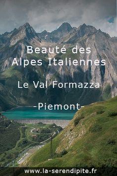 Les Alpes italiennes - Randonnées faciles au Val Formazza Rome, Destinations, Escapade, Destress, Countryside, Trail, Environment, Hiking, Adventure