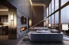 World Best Interior Designer featuring @batessmarts For more inspiration see also: http://www.brabbu.com/en/