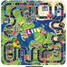 See 12 Best Images of Printable Board Game Of Life. Inspiring Printable Board Game of Life printable images. Free Printable Game Boards Life Board Game Template Game of Life Zapped Edition Board Printable Money Board Game Life Board Game Template Board Game Template, Printable Board Games, Life Board Game, Game Of Life, Game Boards, Childrens Board Games, Board Game Design, Christmas Towels, Hero's Journey