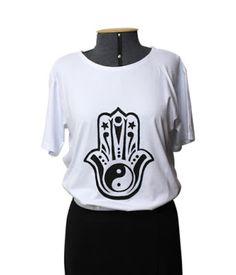 Tesourinha: Camiseta Mão de Hamsá