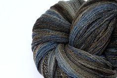 Ravelry: All Spun Up BFL/Silk Roving