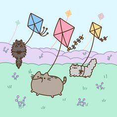 Pusheen the cat: Photo