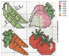 Legumes em Ponto Cruz