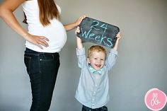 maternity+photography+poses+with+siblings | Sibling Maternity Photos