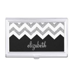 Customize your own personalized business holder with your name or logo.