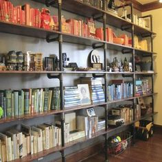 If you are looking for Industrial House Diy, You come to the right place. Here are the Industrial House Diy. This post about Industrial House Diy was posted under t. Industrial Pipe Shelves, Industrial House, Industrial Furniture, Vintage Industrial, Industrial Style, Industrial Lamps, Industrial Office, Plumbing Pipe Shelves, Industrial Restaurant