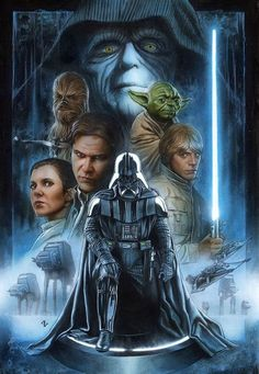 The Empire Strikes Back - Adi Granov