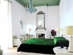 Hate+Making+Your+Bed?+Try+One+of+These+7+Styles+via+@domainehome