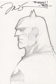 Batman by Jim Lee #dc #batman