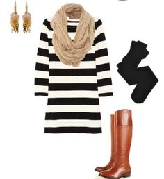 My perfect fall outfit.