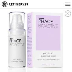 "Marisa Vara Arredondo on Instagram: ""Thank you to Cosmopolitan Magazine's Beauty Editor, Carly Cardellino, and Refinery 29 for recommending PHACE BIOACTIVE's Clarifying Serum - this is truly a life saver product for adult acne and fine lines. I use it every day. #thephacelife #ph #phbalance #clearskin #healthyskin #pure #glow #nontoxic #skin #skincare #antiaging #radiant #selflove #mindfulness #detox #lifestyle #health #wellness #beauty #cosmo #refinery29"""