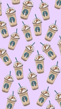Starbucks iPhone wallpaper , http://www.amazon.com/dp/B007FMC8I8/?tag=googoo0f-20 ☺ ✿
