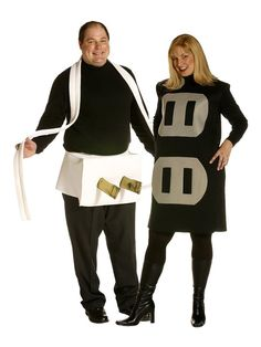 Check out Plug & Socket Costume - Wholesale Funny Couples Costumes for Adults from Wholesale Halloween Costumes