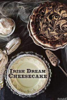 Irish Dream Cheesecake