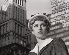 Still from an Untitled Film, Cindy Sherman (American, born Glen Ridge, New Jersey, Gelatin silver print Cindy Sherman, Fondation Louis Vuitton, Frank Gehry, Untitled Film Stills, Aesthetic Theory, Collections Photography, Gelatin Silver Print, History Of Photography, Expositions