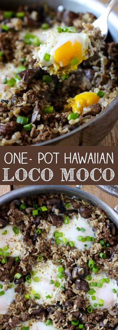 One Pot Hawaiian Loc