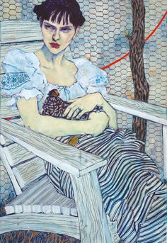 BOMB Magazine — Hope Gangloff by Yuri Masnyj