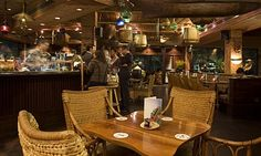 Trader Vic's, Bahrain. Still my fave despite having three branches here in Dubai.