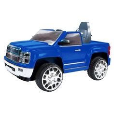 Chevy Silverado Battery Operated Car