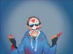 delirious outta my mind H20 Delirious, Bbs Squad, Memes Arte, Vanoss Crew, Horror, Banana Bus Squad, Youtube Gamer, Nightmare On Elm Street, Best Youtubers